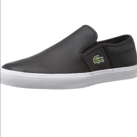 c454d4a96 Lacoste Men s Gazon 316 1 SPM Fashion Sneaker